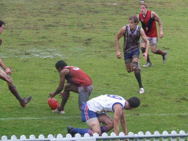 Ranga Ediwickrama keeps the ball in play