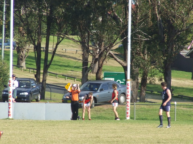 A first quarter goal for Campbelltown